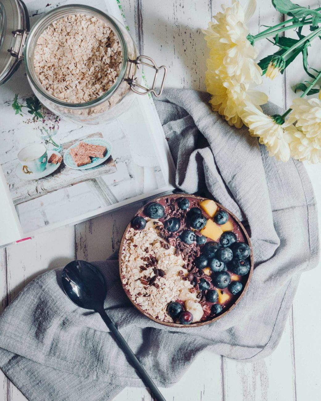 Smoothiebowl Foodfotografie